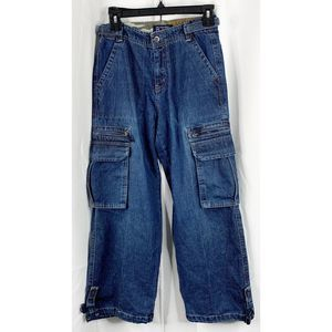 NEW TCP 12 cargo jeans